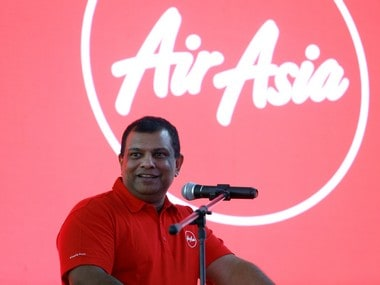 AirAsia shares tumble as probe threatens plans for India units IPO; CEO Tony Fernandes says reportage is inaccurate