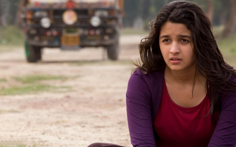 Alia Bhatt in Highway. Image via Twitter