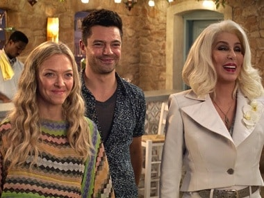 Mamma Mia! Here We Go Again: Grandma Cher gatecrashes Amanda Seyfried's party in final trailer