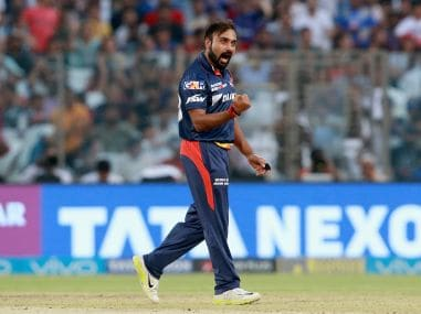 IPL 2018: Revived Amit Mishra shows he can still bamboozle batsmen with his crucial spells for Delhi Daredevils