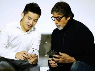 OnePlus 6 colour options revealed by brand ambassador Amitabh Bachchan accidentally in a tweet