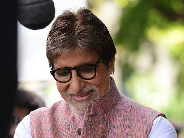 Amitabh Bachchan starts shooting for Sujoy Ghosh's Badla co-starring Taapsee Pannu in Glasgow