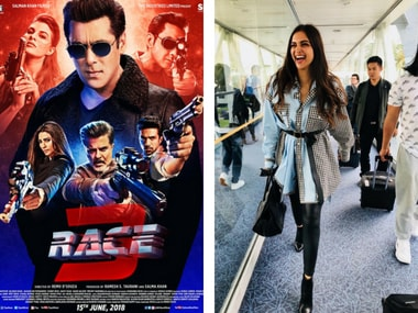 Salman announces Race 3 trailer launch date; Deepika gets ready for Cannes: Social Media Stalkers' Guide