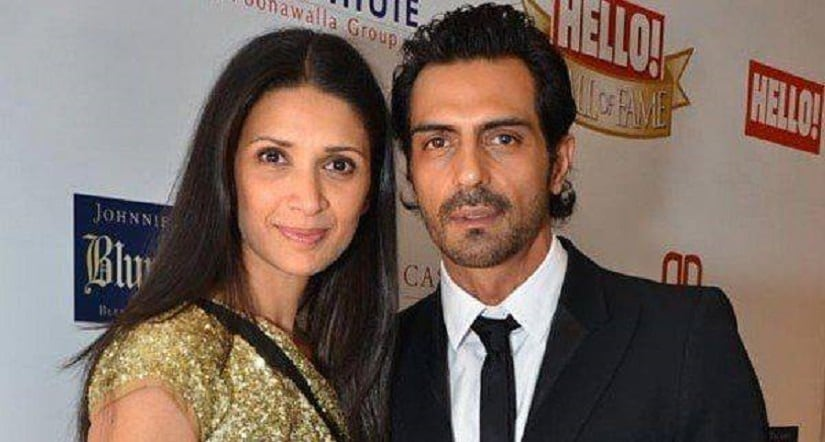 Arjun Rampal, Mehr Jesia announce separation, ending 20-year-long marriage: Time for us to move on, says couple in statement