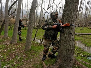 JeM militant killed in Jammu and Kashmirs Pulwama district in encounter with security forces; police recover AK-47