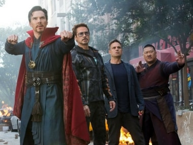 Avengers: Infinity War crosses $1 billion worldwide in 11 days; record previously held by Star Wars: The Force Awakens