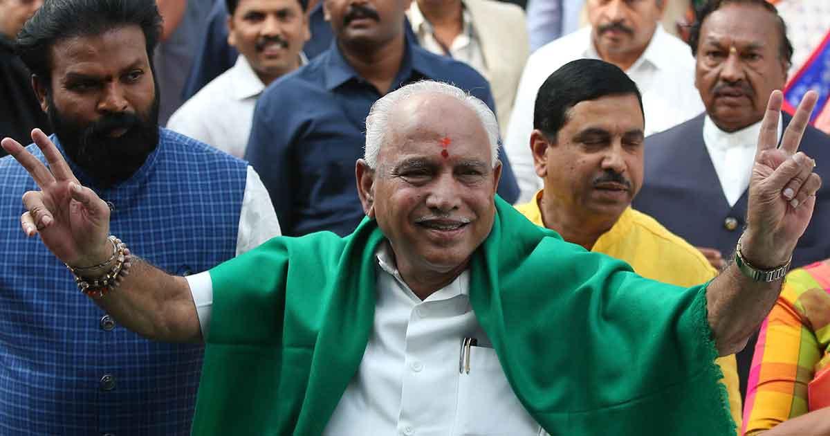 Lok Sabha Elections 2019; Karnataka edition: Yeddyurappa of BJP says his party will sweep polls with 300-plus seats