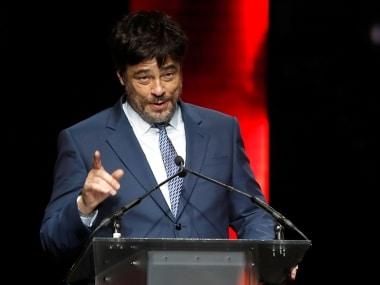 Benicio Del Toro cast in Snowden director Oliver Stone's White Lies; film to go on floors in 2019