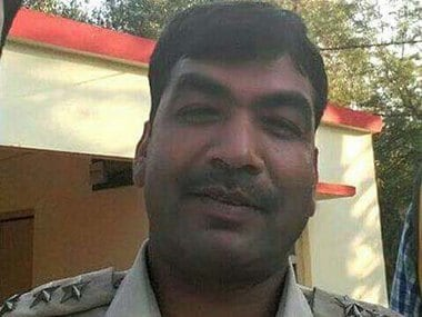 Range Forest Officer Daulat Singh Lader was killed in February 2017 after he seized illegally mined stones from Chhattisgarh. Image Courtesy: Chhattisgarh forest department
