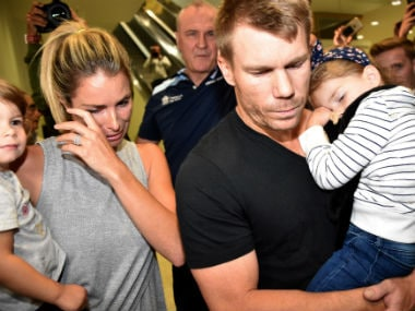 Banned Australian cricketer David Warner's wife Candice reveals she suffered miscarriage after ball-tampering scandal