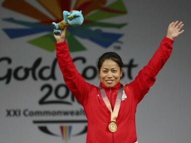 Weightlifter Sanjita Chanu, gold medallist at Commonwealth Games 2018, provisionally suspended after failing dope test