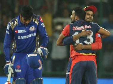 IPL 2018: Defending champions Mumbai Indians bow out in league stage with loss to Delhi Daredevils