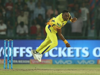 IPL 2019: Injury blow for Chennai Super Kings as hamstring tear rules out Dwayne Bravo for two weeks