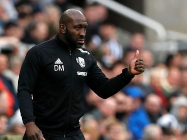 Premier League: West Brom have captured hearts of the nation with fight for survival, says caretaker boss Darren Moore