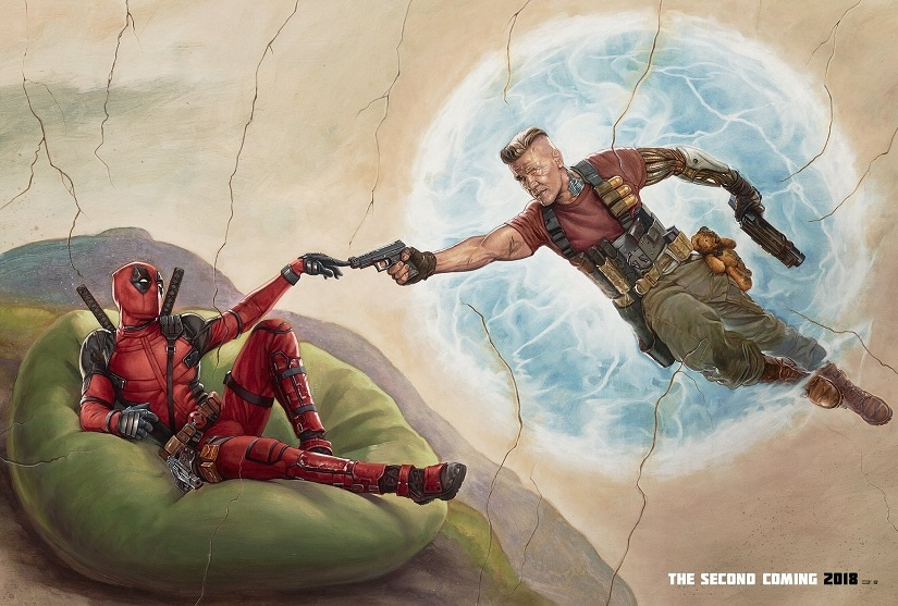 Ryan Reynolds Deadpool 2 promotional campaign was clever — until it became tiresome