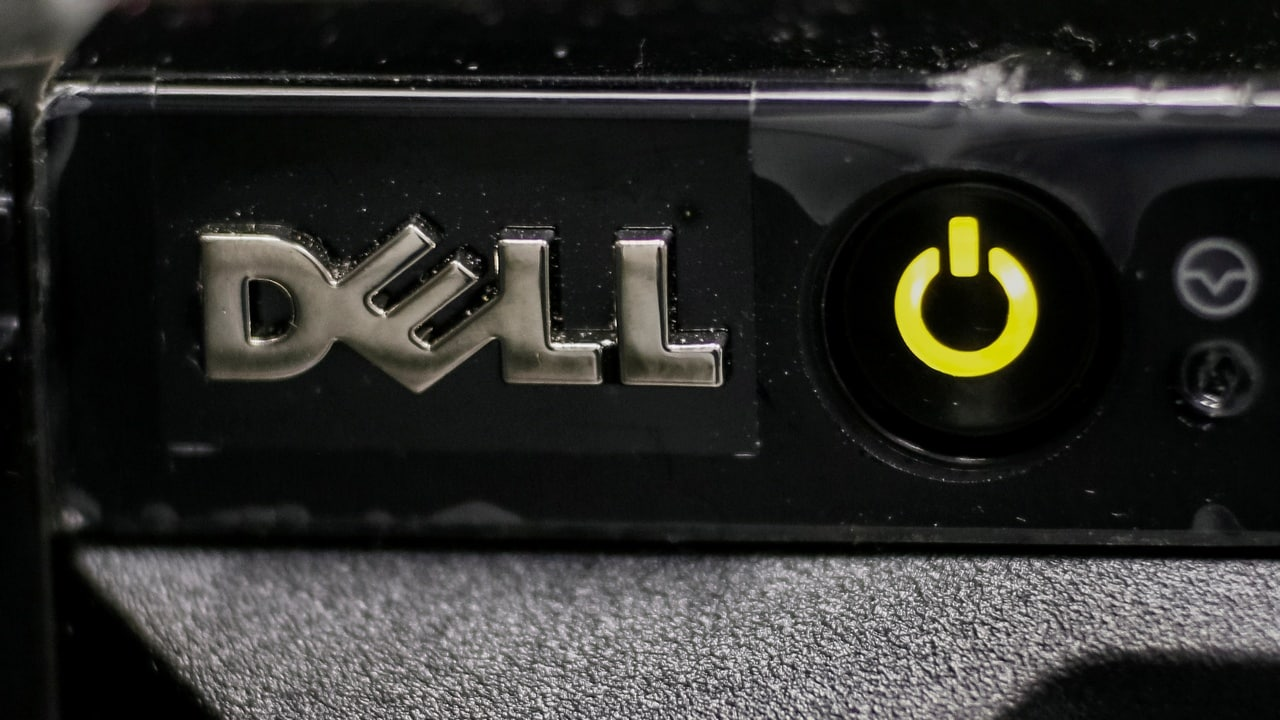 A Dell logo. Reuters.