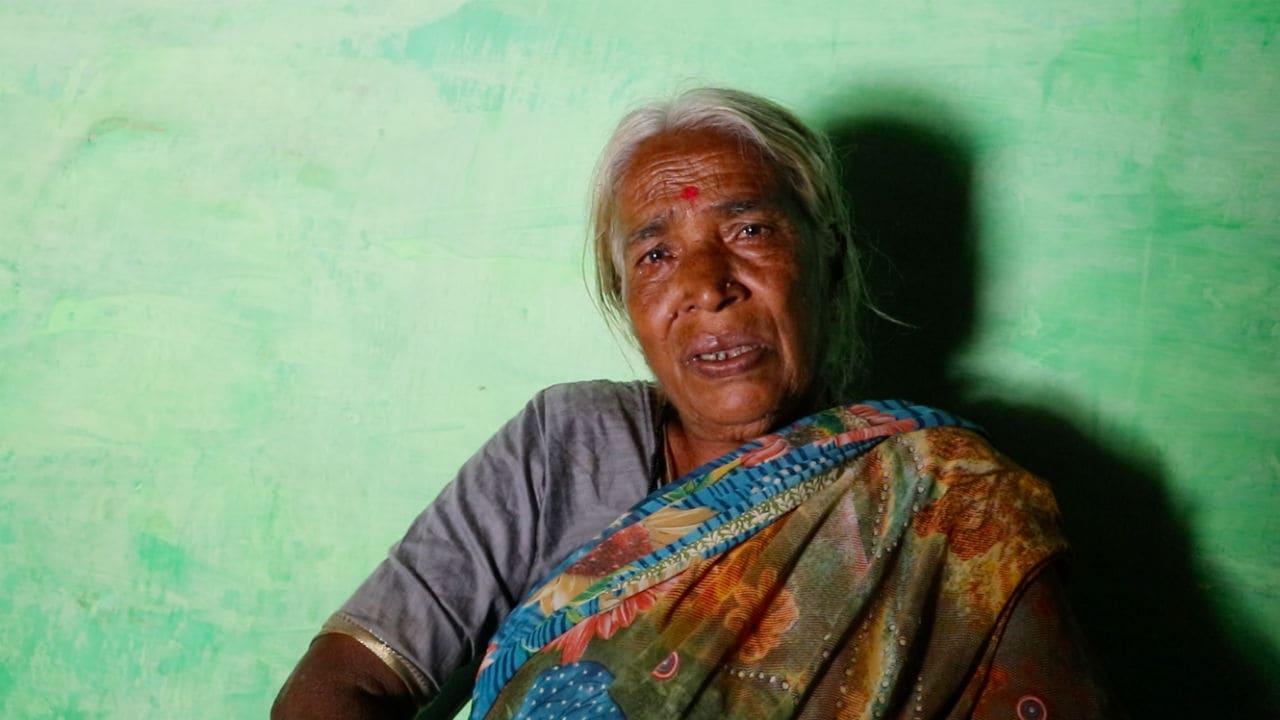 Devamma, mother of Nagaraju. Image courtesy: Mahesh Bacham