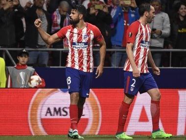 Europa League: Atletico Madrids Diego Costa seeks closure in tournament final