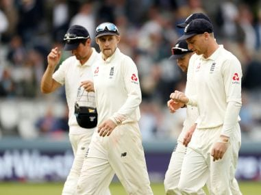 England vs Pakistan: Hosts' profligacy in the field helps faultless visitors gain stranglehold on Day 2