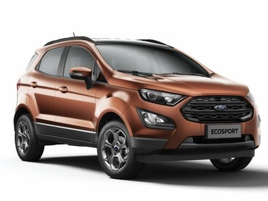 EcoSport S , Canyon Ridge.