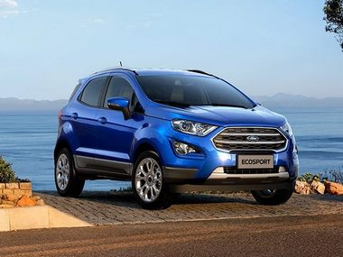 2018 Ford EcoSport S first drive: Subtle styling changes and a new gearbox make it an engaging compact SUV