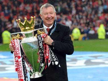 File image of former Manchester United manager Alex Ferguson. AFP