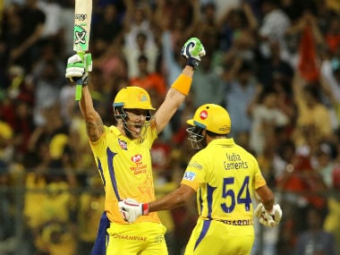 Faf du Plessis turns saviour as Chennai Super Kings pip Sunrisers Hyderabad to enter IPL 2018 final