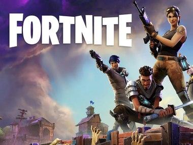 Fortnite poster. Image: YouTube / Epic Games