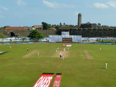 File image of Galle International Stadium. AFP
