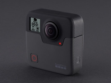 GoPro Fusion with 360 video recording launched in India at Rs 60,000
