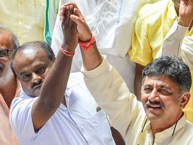 DK Shivakumar kept Congress' flock together in Karnataka: All you need to know about the Vokkaliga strongman