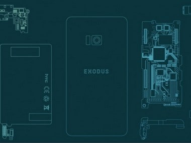 HTC working on blockchain-powered smartphone called 'Exodus' to support cryptocurrency transactions: Report