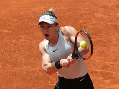 Simona Halep has appeared in the French Open final thrice before, losing on all occasions. Reuters