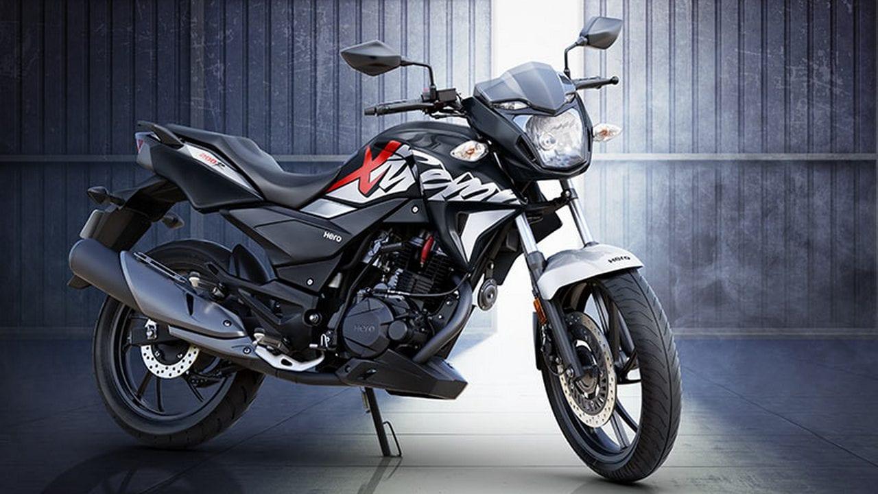 Hero Xtreme 200R. Hero Motocorp