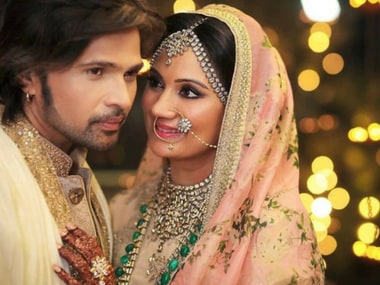 Himesh Reshammiya marries longtime partner Sonia Kapoor in simple ceremony, shares pictures from wedding