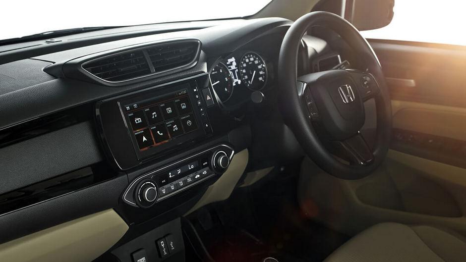 2018 Honda Amaze Interior