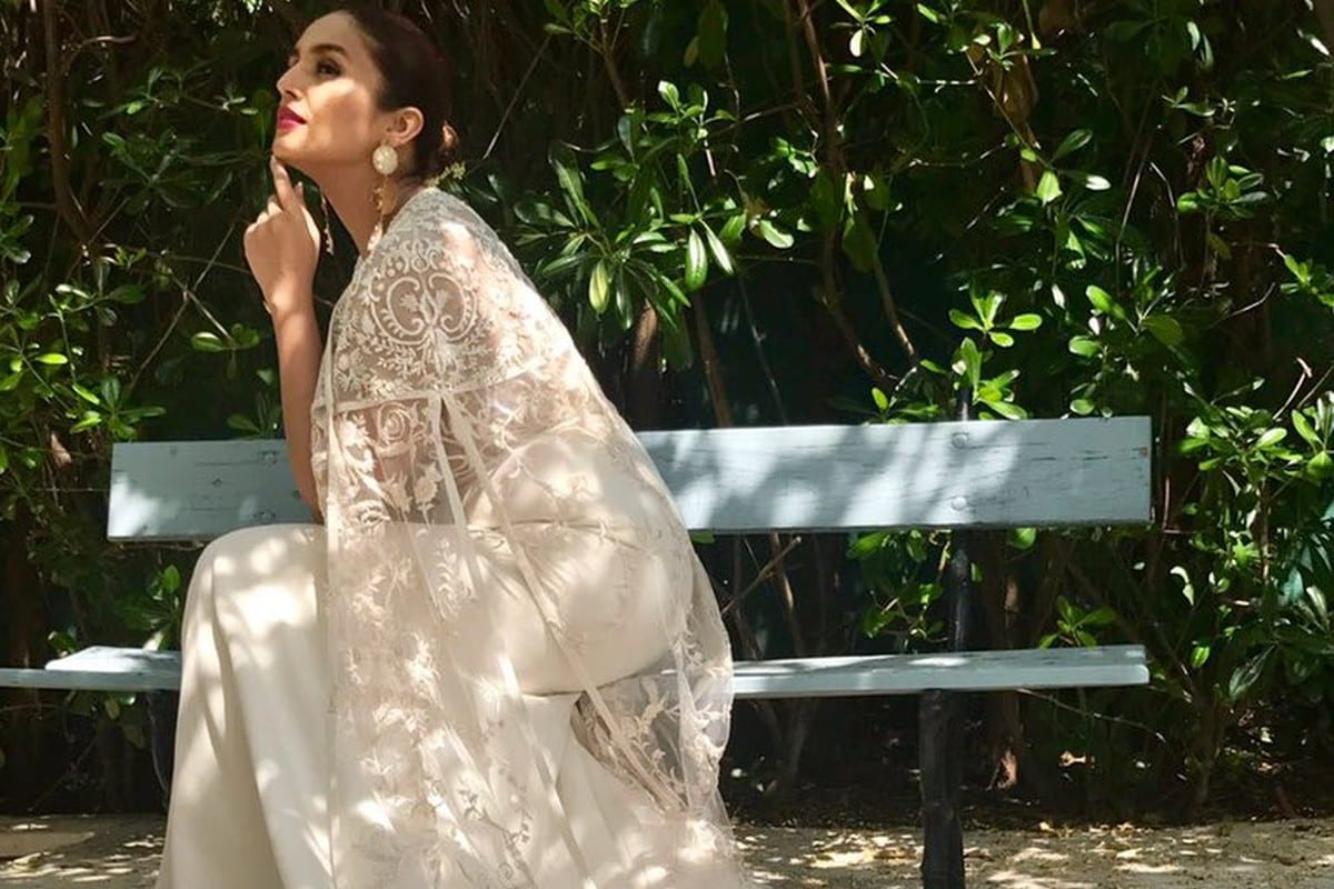 Huma Qureshi at Cannes Film Festival 2018. Twitter