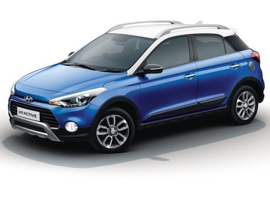 Hyundai i20 Active facelift launched in India with new blue and white dual tone paint option from Rs 6.99 lakh