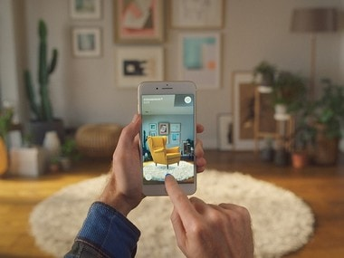 Augmented reality apps and the use of virtual reality has the potential to redefine the interior design industry