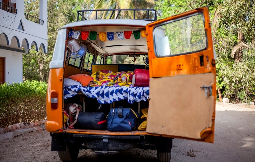 Caravan Chronicles: Building a home-on-wheels, and setting off on a 100-day road trip across India