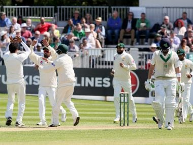 Ireland vs Pakistan: Hosts endure harsh realities of Test cricket after visitors' bowlers run riot on Day 3