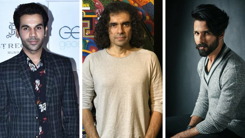 Imtiaz Alis next may feature Rajkummar Rao after Shahid Kapoor reportedly walks out of film