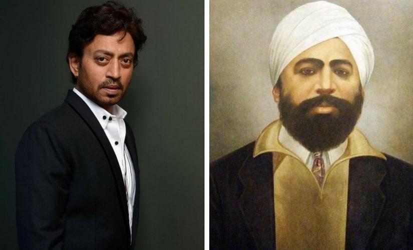 Irrfan Khan will play Udham Singh in Shoojit Sircars upcoming biopic of the revolutionary