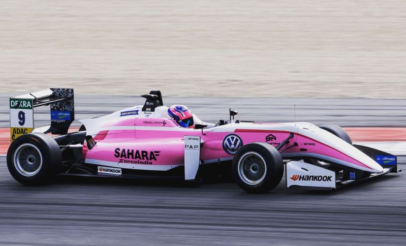 Daruvala's immediate focus is to do well in the Formula 3 Championship. Image credit: Jehan Daruvala