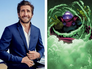 Jake Gyllenhaal to reportedly star in Spider-Man: Homecoming sequel as super-villain Mysterio
