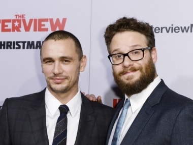 Seth Rogen on James Franco sexual harassment allegations: 'My perspective on this is least relevant'