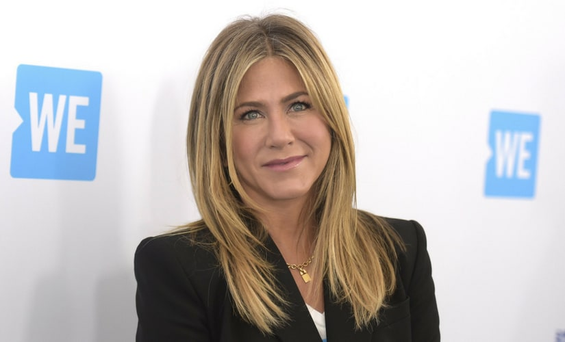 Jennifer Aniston/Image from Twitter.