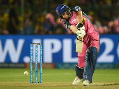 IPL 2018: Inconsistent Rajasthan Royals stay alive in tournament after Jos Buttler's brilliance against Chennai Super Kings