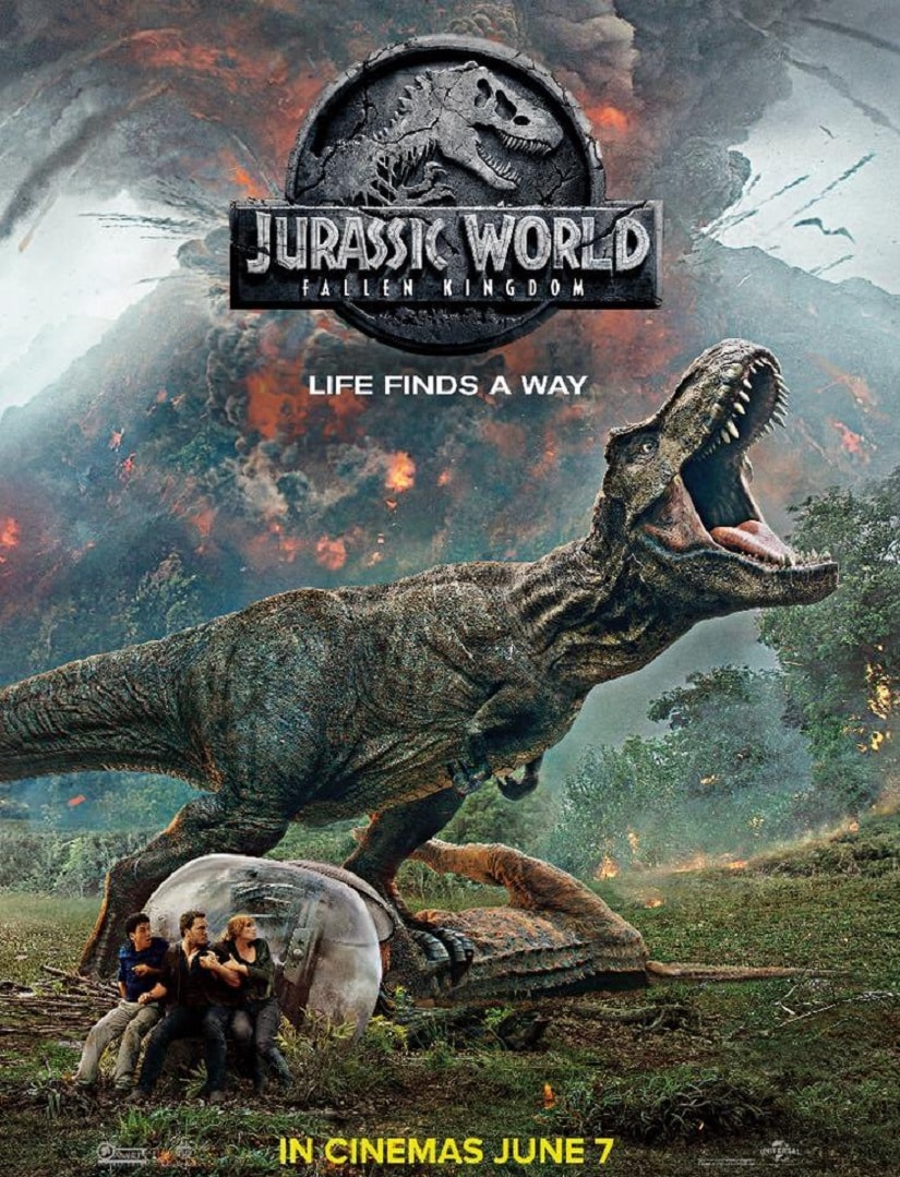 Jurassic World: Fallen Kingdom gets new release date in India; film will hit screens a day earlier on 7 June