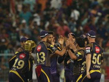 Kolkata Knight Riders will play Sunrisers Hyderabad in Qualifier 2 at Eden Gardens on Friday. Image Courtesy: SportzPics